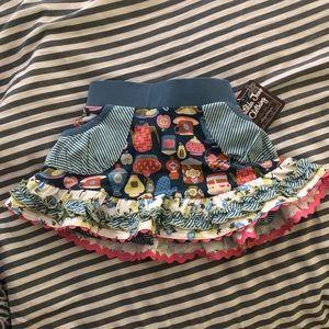 "Matilda Jane ""Flair for the dramatic"" Skirt"